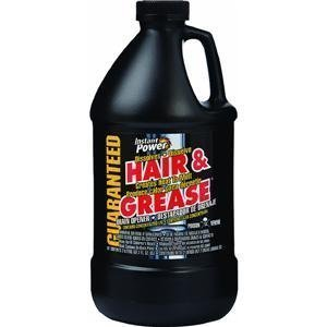 Instant Power Hair & Grease Drain Opener 2 L  1