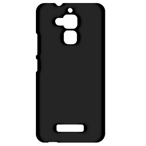 Orancio Zenfone 3 Max ケース 耐衝撃 薄型 ハードケース ゼンフォン3マックス PCハードケース ZC520TL ブラック
