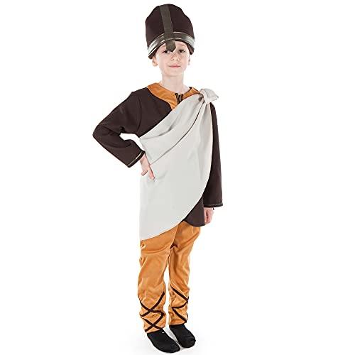 Pretend to Bee Costume Historique Anglo Saxon pour Enfant 9–11 Ans