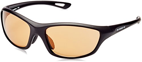 Swiss Eye Sportbrille Chamäleon, black matt
