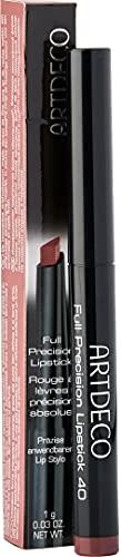 ARTDECO Full Precision Lipstick - Präziser, dünner Lippenstift mit dreieckiger Mine - 1 x 2,9 g