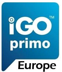 Phonocar NV931 Mappa di navigazione iGo Primo ITALIA per VM320