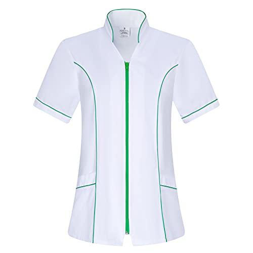 Workwear Tucano - Camisa Sanitarios Mujer Uniforme Doctora Uniforme Laboral...