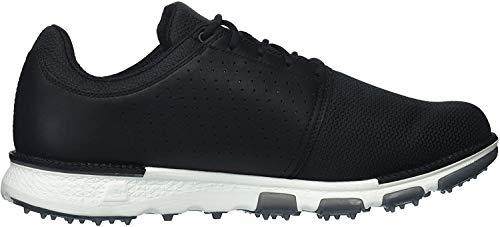 Skechers 2018 Herren GO Golf Elite V3 - Approach RF Golfschuhe 54522 Black/White 8UK