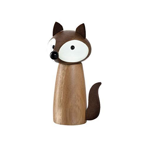 Leonardo Gewürzmühle CUCINA Fuchs, Gewürz Mühle, Holz, Keramik, Braun, 018698