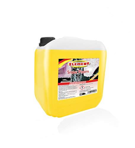 Elemen Snow Foam 5L Autoshampoo Reinigungsschaum Auto Shampoo Konzentrat Autopflege