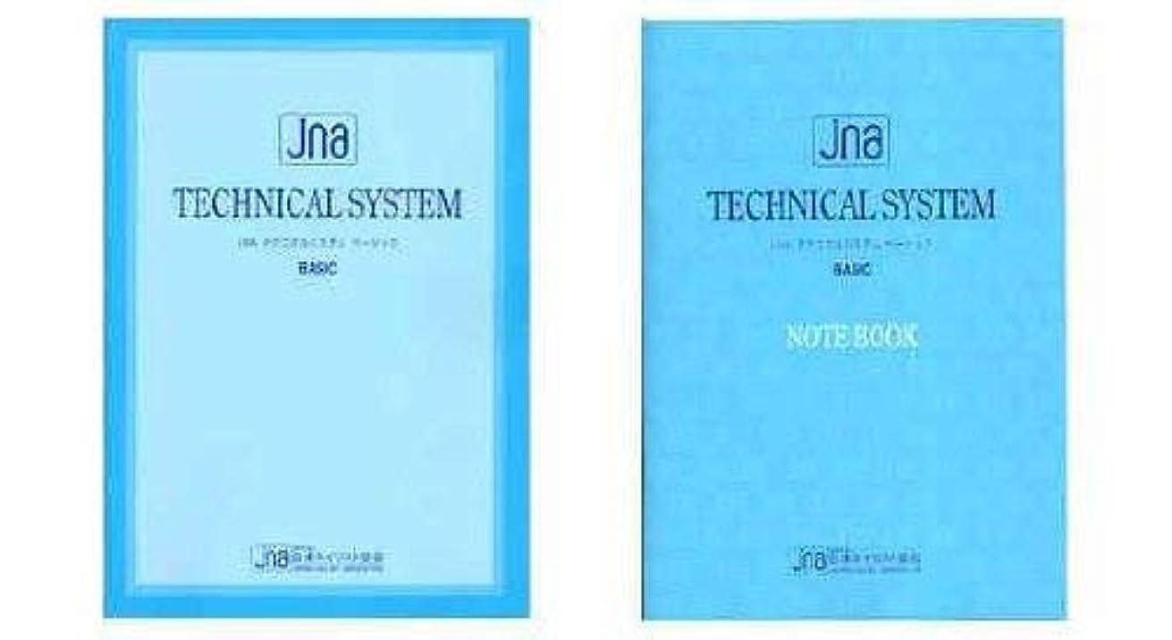 着替えるシマウマはずJNA テクニカルシステム ベーシック