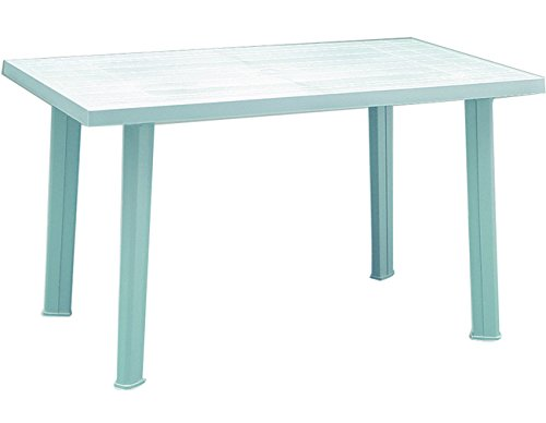 Blinky 9694350 voile polypropylène table, rectangulaire, blanc