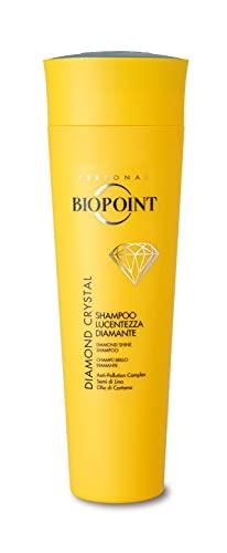 Biopoint Diamond Crystal Shampoo 200 ml – Deterge Delicatamente e Dona Extra Lucentezza al Capello