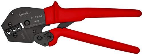 Knipex 97 00 215 A Pince-/étau /à sertir 215 mm brunie Multicolore