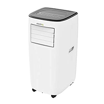 EcoSilent 8000 BTU Smart WiFi App Alexa Portable Air Conditioner - for Rooms up to 20 sqm