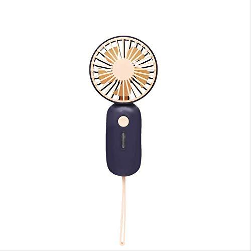 NOBRAND 2020 Mini ventilador de mano USB pequeño Amazon personalizado estudiantes portátil silencioso viento transfronterizo