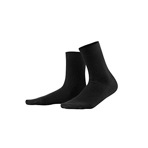 Living Crafts Socken 44-46, black