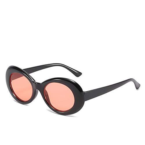 ZZZXX Gafas De Sol Retro Marco Redondo Hip Hop Divertido Retro/Aire Libre Deportes Golf Ciclismo Pesca Senderismo 100% Protección Uva Gafas Unisex Golf Conducción Gafas Gafas De Sol
