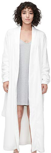 UGG Womens Marlow Robe, Seagull, Size Small
