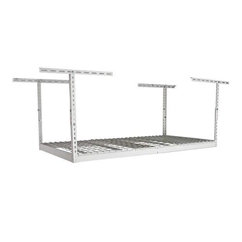 MonsterRax-3x6 Overhead Rack (White, 18