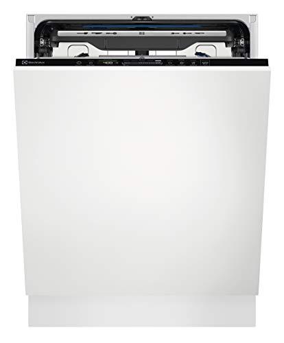 Electrolux EEM69300L Lavastoviglie Integrata Totale RealLife 60 cm, Comandi QuickSelect con Connettività Integrata, Tecnologia ExtraHygiene, 15 Coperti