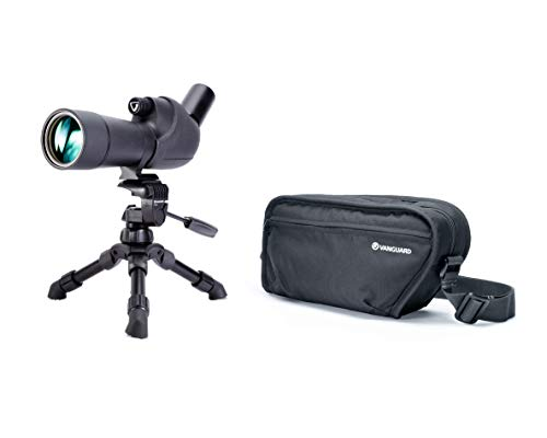 Why Should You Buy VANGUARD Vesta Spotting Scope Kits Include Spotting Scope, Tabletop Tripod, and P...