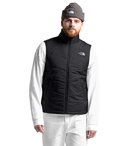 The North Face Men's Junction Insulated Vest, TNF Black, Large