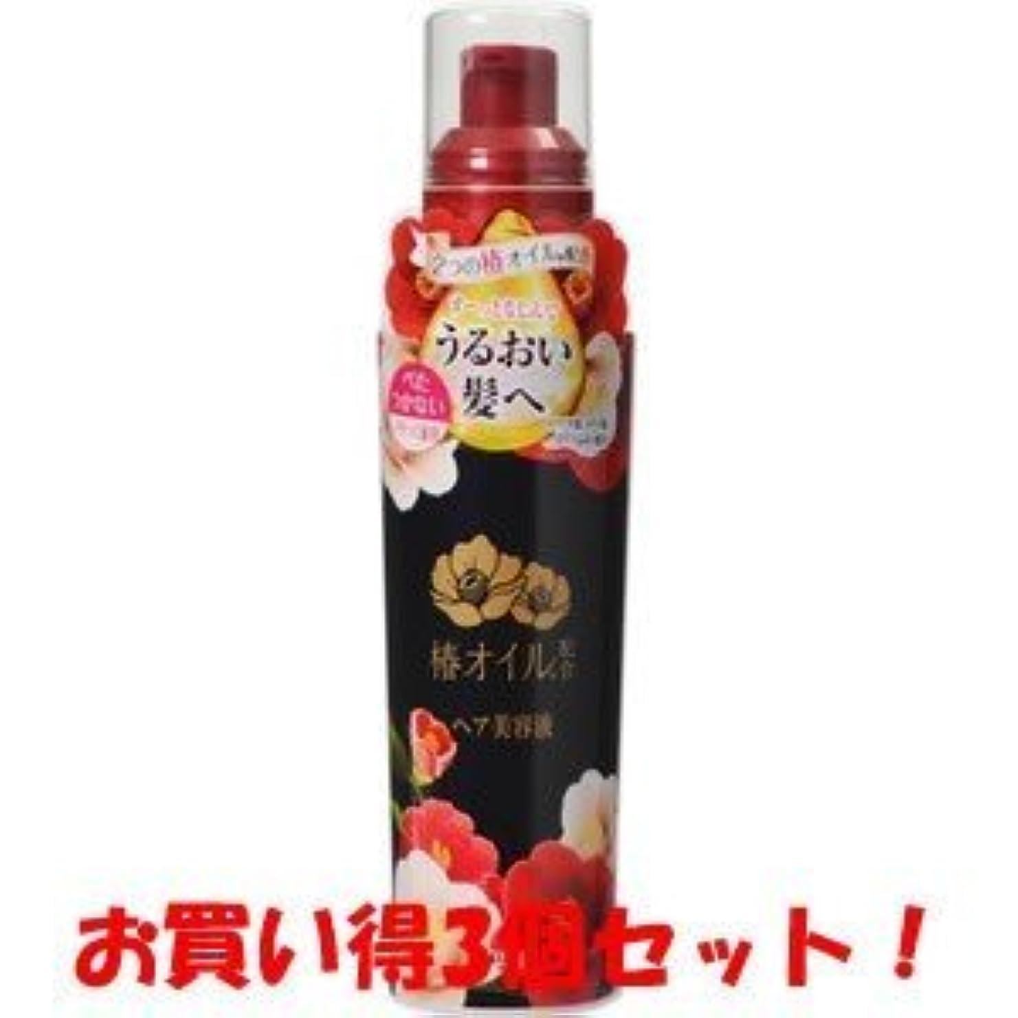 豆腐民兵しっかり【ダリヤ】椿オイル配合 ヘア美容液 100ml(お買い得3個セット)
