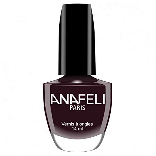 Anafeli - Vernis à Ongles Couleur - 83 Aubergine