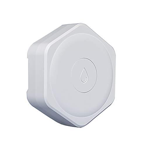 Lilon ZigBee/SIG-malla sensor de inundación detector de fugas de agua tanque de agua completo alarma de enlace de agua Tuya APP Monitoreo remoto