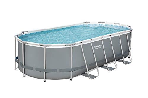 Bestway Pool Reviews - Bestway Power Steel Above Ground Swimming Pool