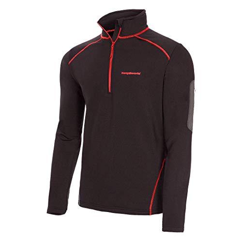 Trangoworld pc008130 – 112-xl Pullover, Homme, Noir, XL