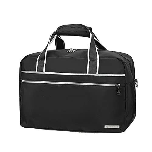 ATRNA Bolsa Deporte, Hombre Bolsas Gimnasio Mujer Mochila Bolsos Viaje Grande Impermeable Travel Duffle Bag