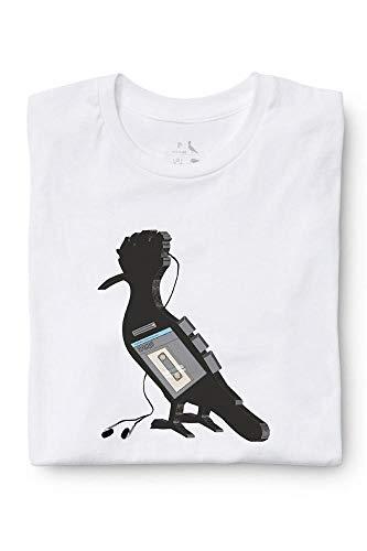 Camiseta Pica Pau Walkman