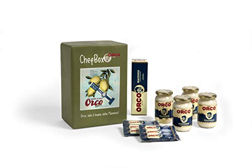 Orco Chef Box - Cofanetto Degustazione Solo Maionese - 2000 g