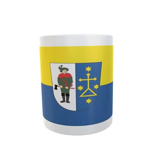 U24 Tasse Kaffeebecher Mug Cup Flagge Ketsch