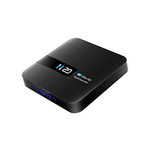 『アンドロイド テレビボックス 4K高精細 アンドロイド対応 9.0 Wifi TV BOX 2GB RAM 16GB ROM』の3枚目の画像