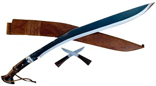 EGKH - 24 inches Sirupate khukuri - Traditional kukri - kukri Sword - Large khukuri - Handmade by EGKH Khukuri House Nepal