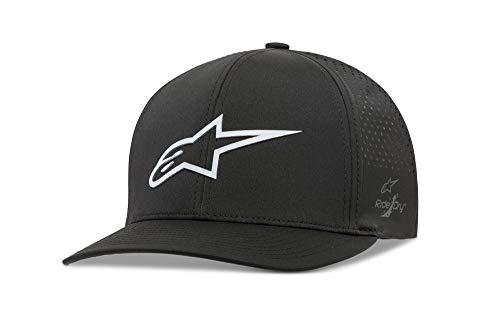 Alpinestars Herren Baseball Kappe Ageless Lazer Tech Hat, Schwarz, LXL, 1038-81000