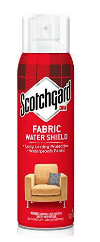Scotchgard Fabric & Upholstery Protector, 1 Can 10-Ounces