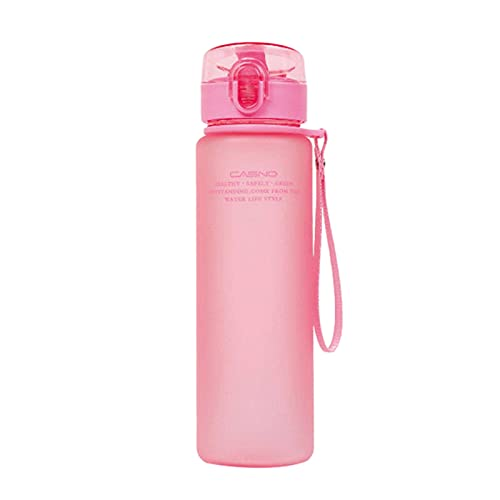 N\C Botella de Agua, Botella de Agua Escolar sellada a Prueba de Fugas para Deportes al Aire Libre para Bebidas Infantiles