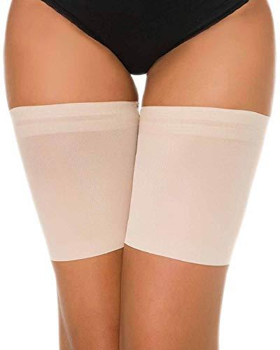 Vijamiy - Bandas elásticas para muslos y muslos para evitar rozaduras y...