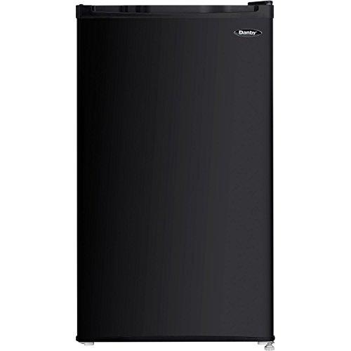 Danby DCR032C1BDB Compact Refrigerator,1 Door, 3.2 cu.ft, Black
