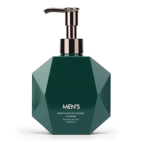 Mens Face Wash,200g Men Face Cleanser Oil with Deep Pore Cleansing,Face Wash for Men, Natural Face Wash For Oily Skin,Hydration Moisturizing Face Wash