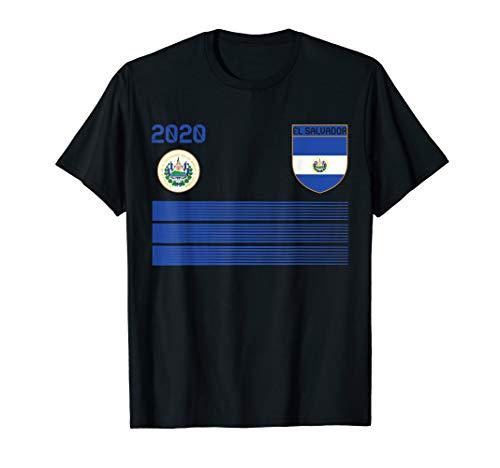 El Salvador Fußballtrikot 2020 Salvadorean Fußbal T-Shirt