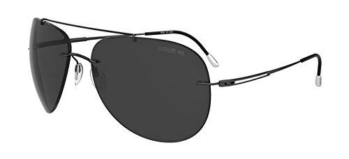 Silhouette unisex gafas de sol Adventurer 8721, 9140, 75