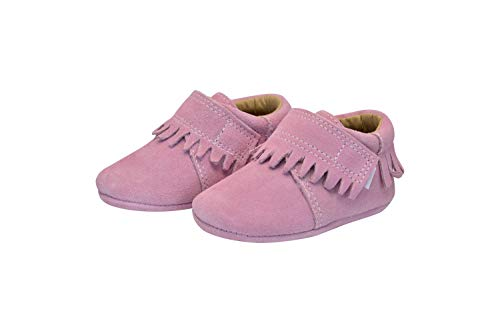 Rose & Chocolat Chaussettes, Rose (Pink RMC 02), 6-12 mois (Taille fabricant:19) Bébé Fille