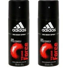 Adidas Team force Deo Body Spray ( set of 2)