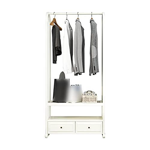 LM-Coat rack XINGLL Percheros Pie Perchero, Ropa Zapato Sombrero Bolso Artículos Almacenamiento Armario, Ideal para Pasillo Dormitorio Entrada Oficina, Ahorro De Espacio