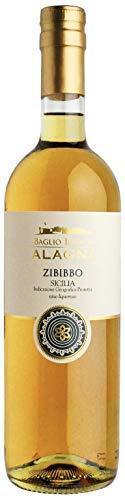 Alagna Zibibbo IGP Sicilia Vino Fortificati - Cassa da 6 bottiglie - 4.5 liters