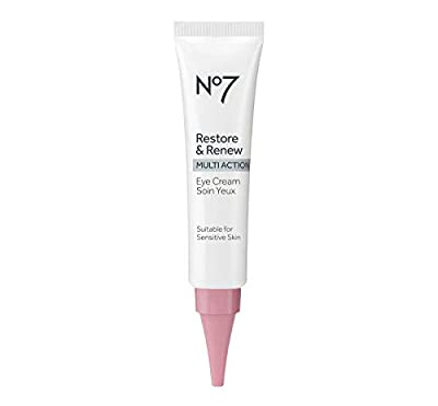 NO 7 Restore and Renew Eye Cream from Boots
