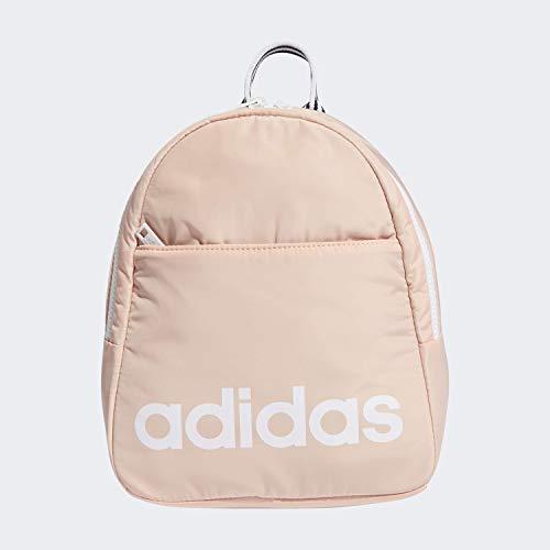 adidas Unisex Core Mini Backpack, Glow Pink/White, ONE SIZE