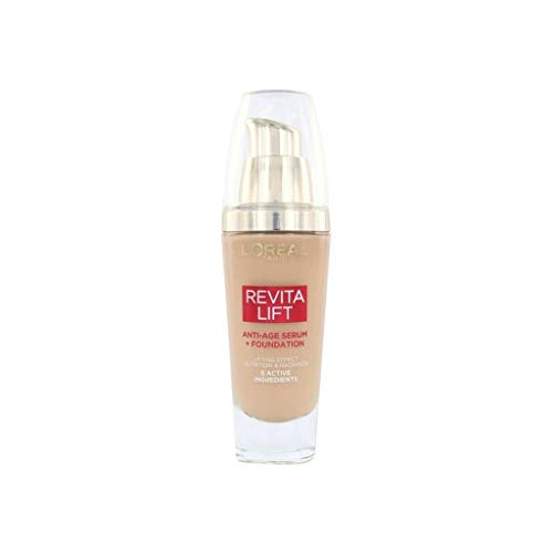 L'Oreal Paris Revitalift Anti-Age Serum + Foundation 30ml - 160 Rose Beige