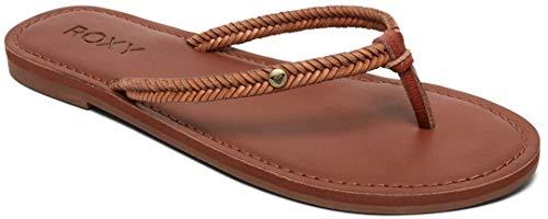 Roxy Misty - Sandals for Women - Sandalen - Frauen - EU 39 - Braun